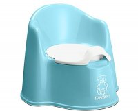 Горшок Baby Bjorn Potty Chair Бирюзовый (55113) - фото