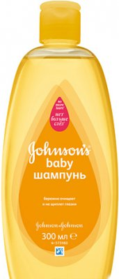 Шампунь Johnsons Baby 300 мл 3574660672077